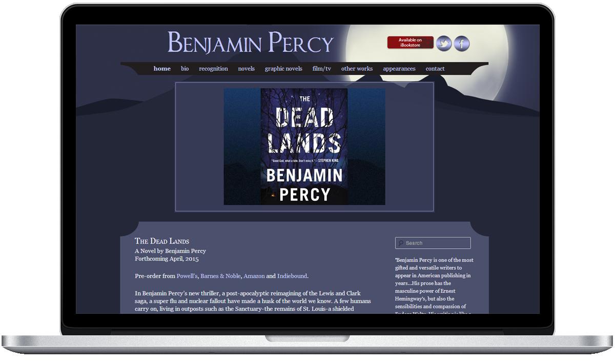 Benjamin Percy