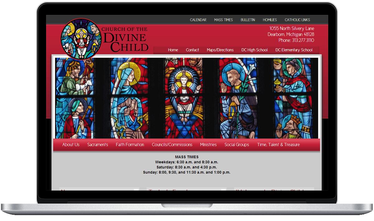 Church of the Divine Child