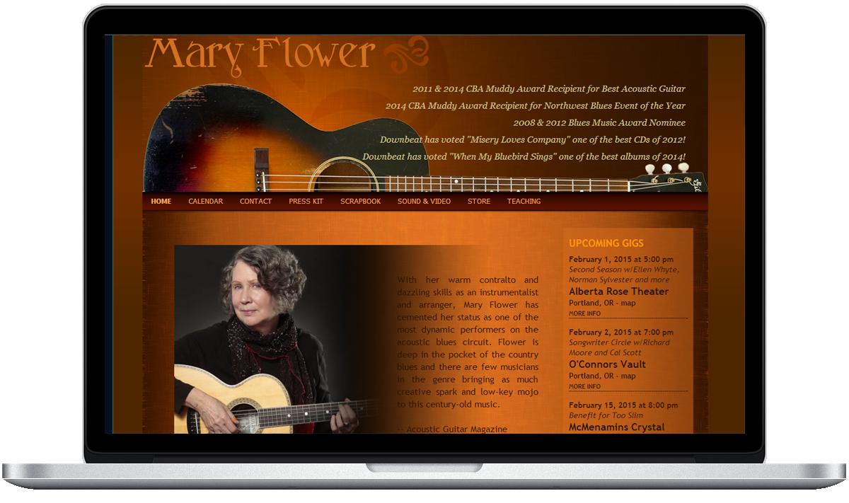 Mary Flower