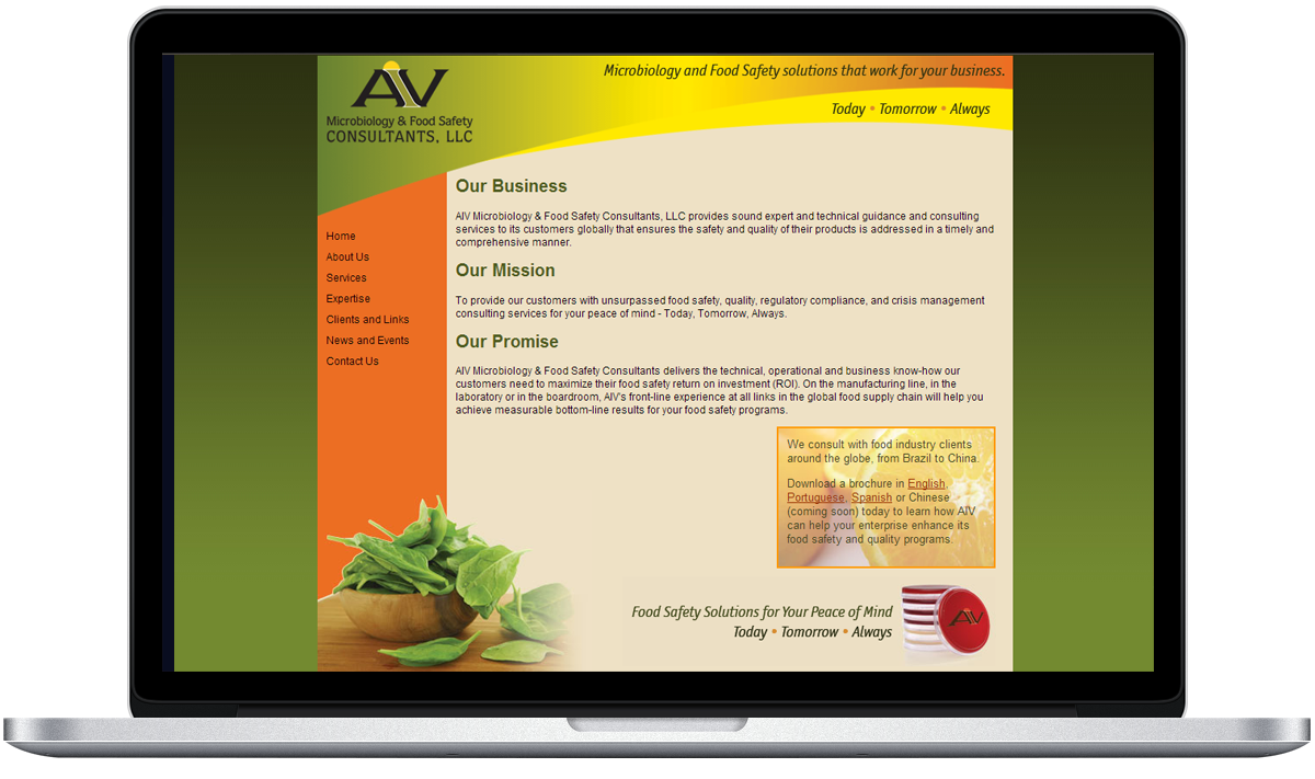 AIV Food Safety