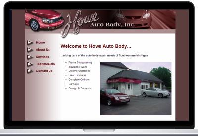 Howe Auto Body