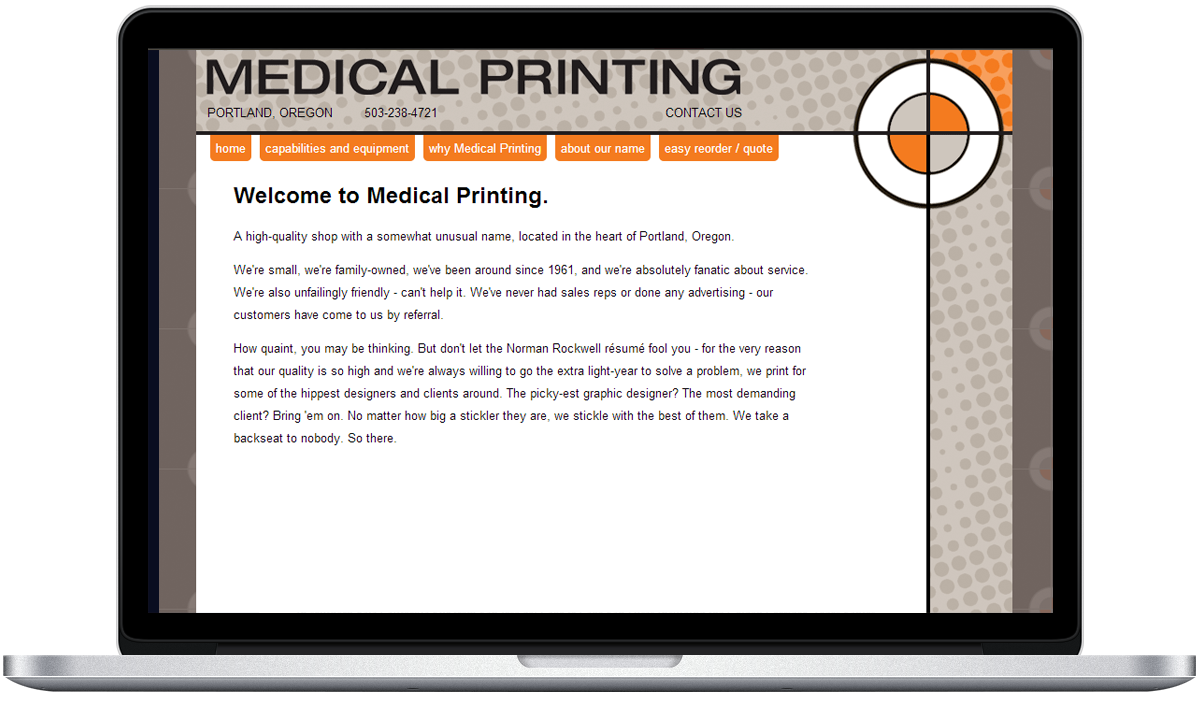 Medical Printing