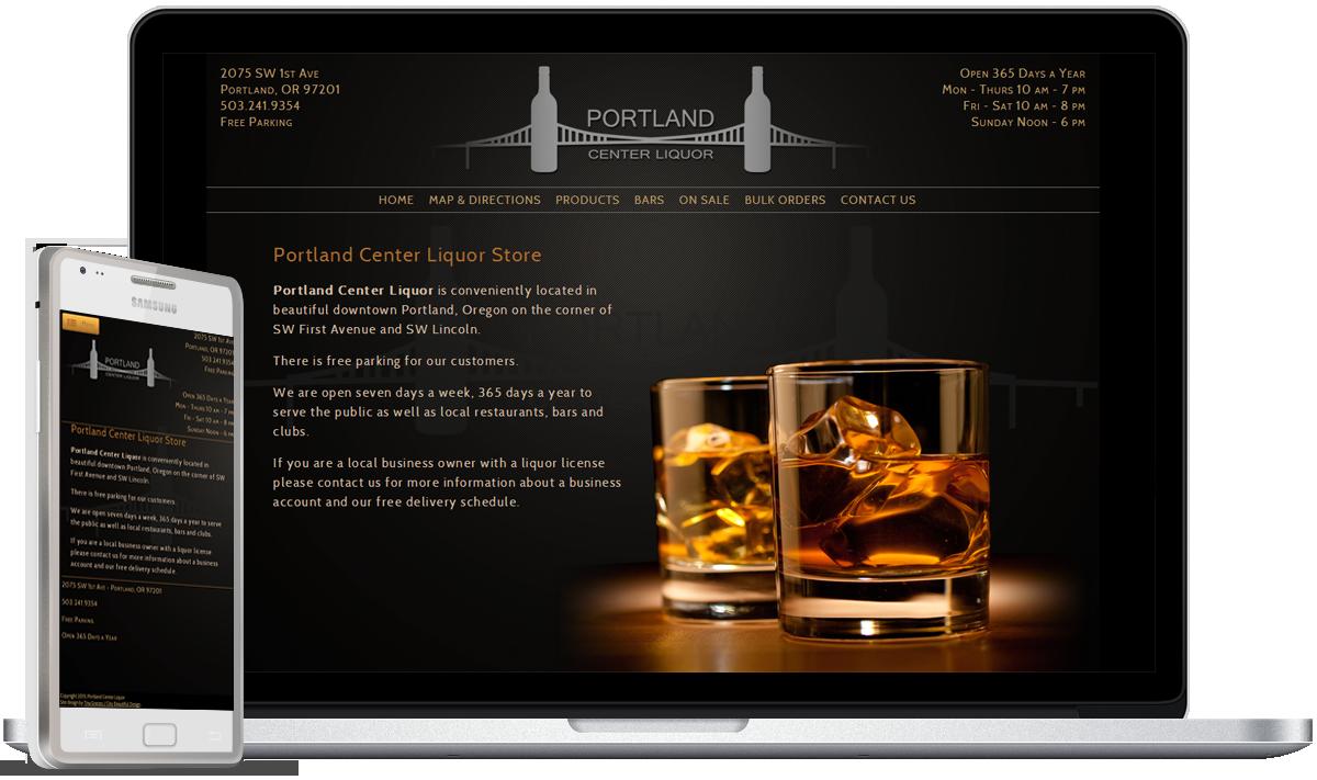 Portland Center Liquor