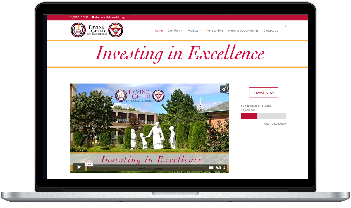 Investing in Excellence